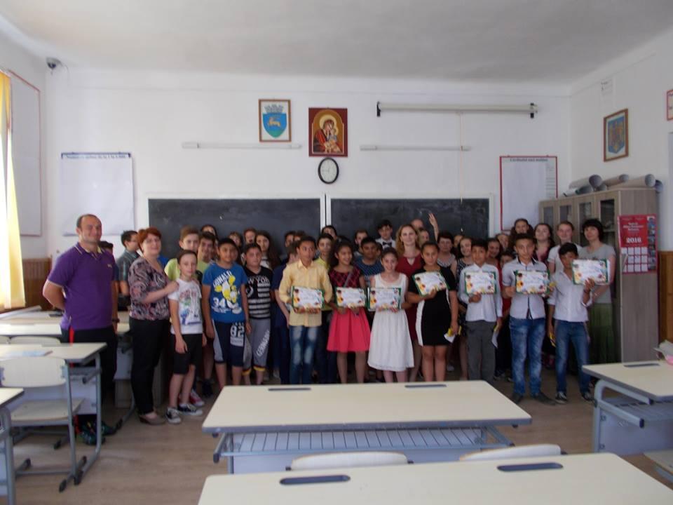 Serbarea școlară - simbolul speranţei pentru copiii defavorizați_6